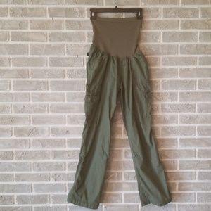 Maternity Cargo pants/capris
